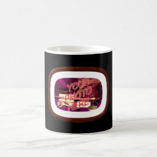Walnut Matted Frame Coffee Mug