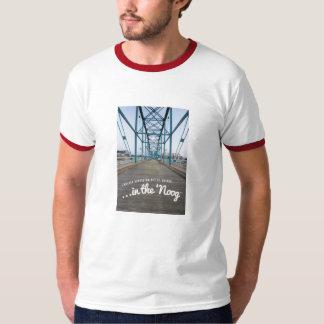 Walnut St. Bridge Men's Ringer T T-Shirt
