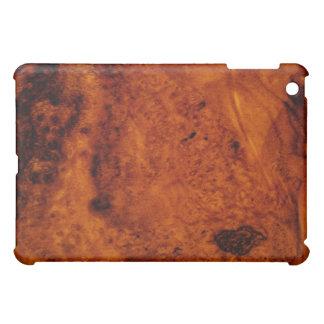 Walnut Wood Grain iPad Case