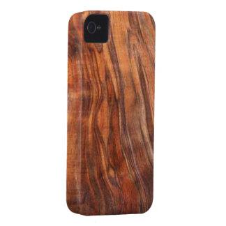 Walnut (Wood Grain) iPhone 4 Case-mate Case