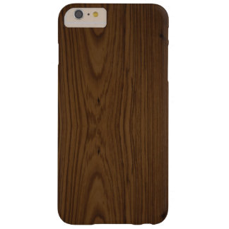 Walnut Wood Grain iPhone 6 Case Barely There iPhone 6 Plus Case