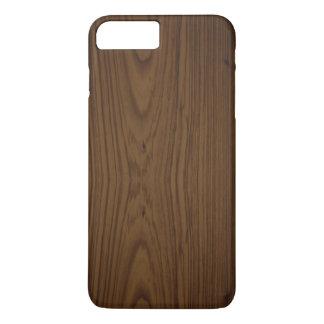 Walnut Wood Grain iPhone 7 Case