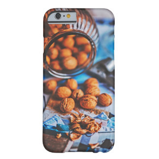 Walnuts Barely There iPhone 6 Case