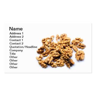 Walnuts Business Card