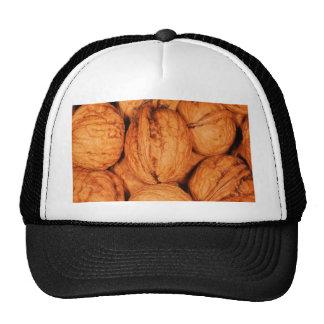 walnuts mesh hats