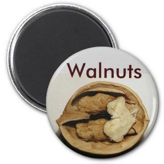 Walnuts magnet