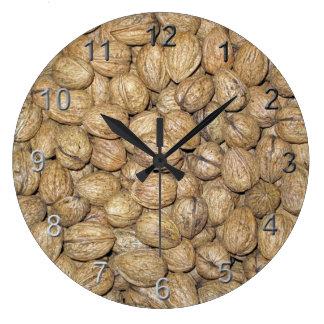 Walnuts Wall Clocks