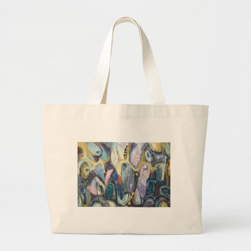 Walpurgis Night (abstract surrealism) Bags