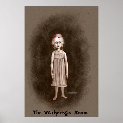Walpurgis Room Poster-Mandy