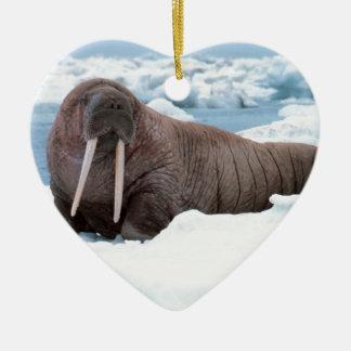Walrus Christmas Ornament