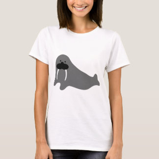 walrus comic icon T-Shirt