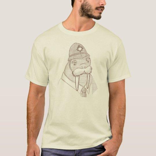 Walrus cop T-Shirt