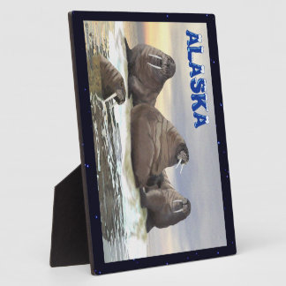 Walrus - Four Brothers Photo Plaque