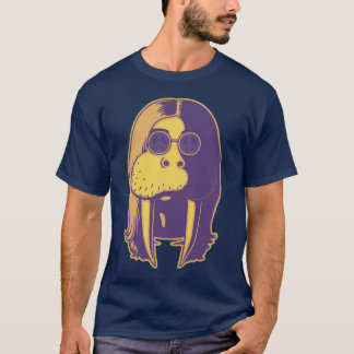 Walrus Man T-Shirt