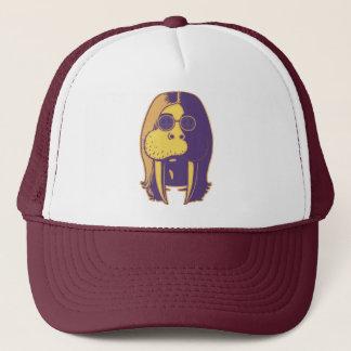 Walrus Man Trucker Hat