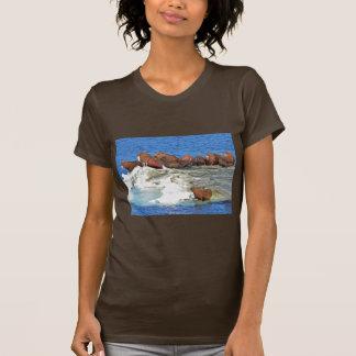 Walrus on Bering Sea Ice Tshirt