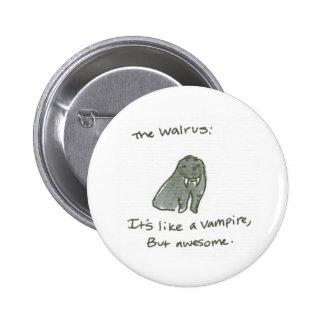 Walrus Pin