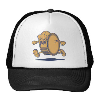 Walrus Run Drum Cap