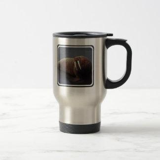 Walrus Stainless Travel Mug
