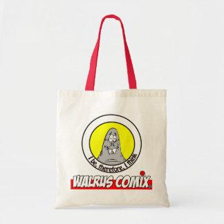 WALRUS TOTE BAG!