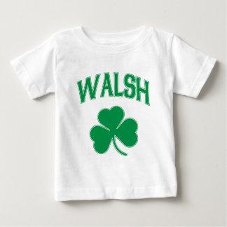 Walsh Irish Shamrock Baby T-Shirt