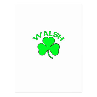 Walsh Postcards