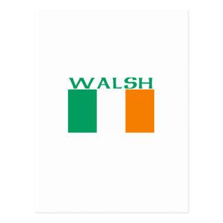 Walsh Postcard