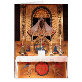 Walsingham Shrine Card