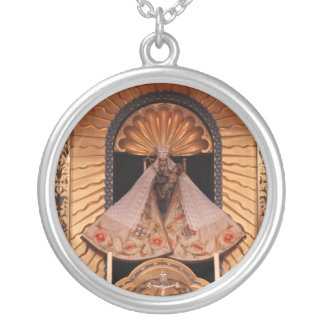 Walsingham Shrine Silver Plated Necklace