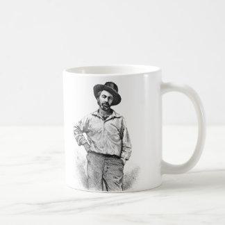 Walt Whitman 44 - Cups / Basic White Mug
