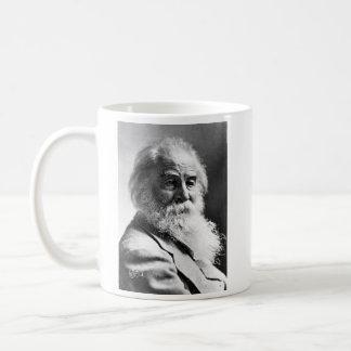 Walt Whitman Age 59 Traveling Years Coffee Mug