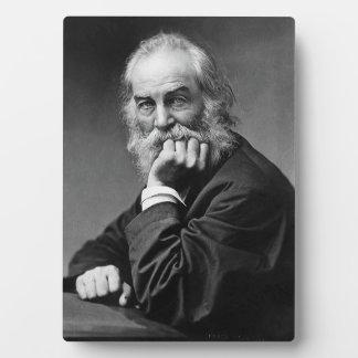 Walt Whitman in Washington, D.C. Plaques