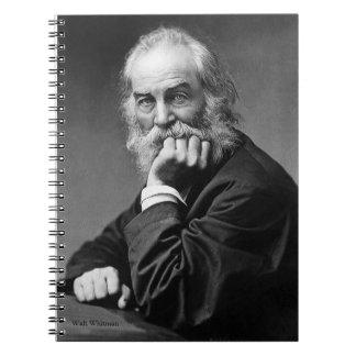 Walt Whitman in Washington, D.C. Spiral Notebooks