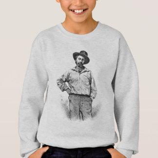 "Walt Whitman ""Resist much, obey little"" Quote Shirt"