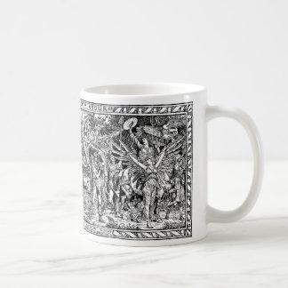 Walter Crane Triumph of Labour Coffee Mug