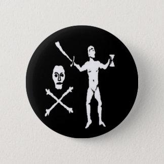 Walter Kennedy-White 6 Cm Round Badge