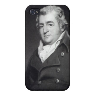 Walter Ramsden Fawkes, engraved by William Say Cases For iPhone 4