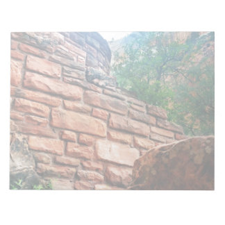 Walters Wiggles Zion National Park Utah Notepad