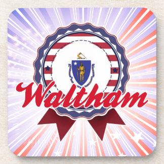Waltham, MA Drink Coasters