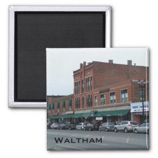Waltham Square Magnet