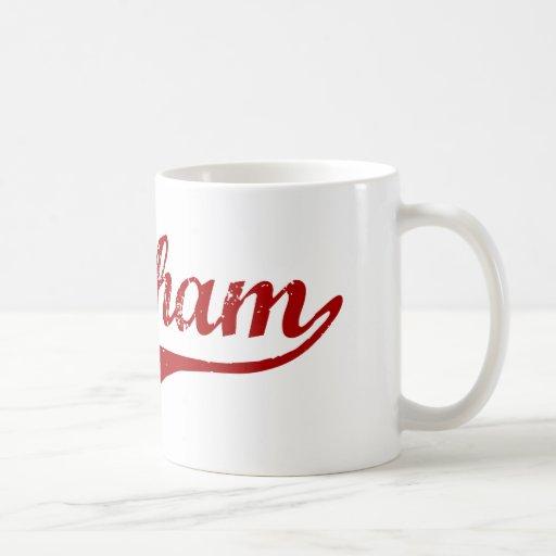 Waltham Massachusetts Classic Design Coffee Mug
