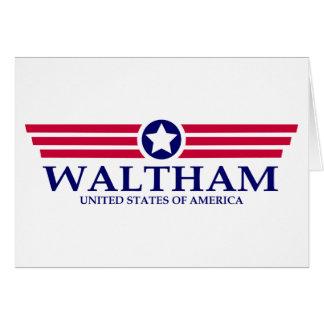 Waltham Pride Greeting Card