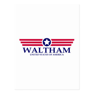 Waltham Pride Postcard