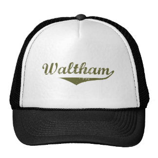 Waltham  Revolution t shirts Trucker Hat