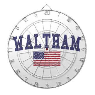 Waltham US Flag Dart Board