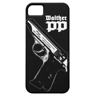 Walther PP iPhone 5 Cover