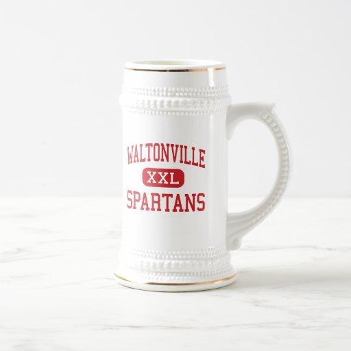 Waltonville - Spartans - High - Waltonville Coffee Mug