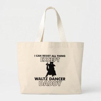 Waltz dance designs bags