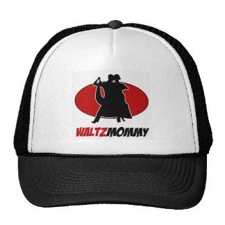 waltz DANCE DESIGNS Mesh Hat