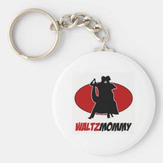 waltz DANCE DESIGNS Keychain